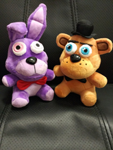 in stock five nights at freddy's pelucia plush dolls action & toy figures with free shipping