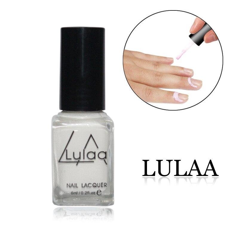 2 cor Descascar Unha Arte Fita de Látex Líquido Fácil de Limpar unha Polonês Dedo Pele Protegida Paliçada Líquido Líquido Prego Art Látex