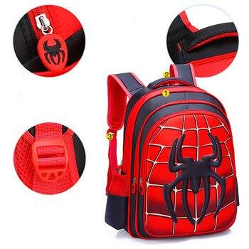 Children 3D Cute Animal Design Backpack Boys Girls Primary School Kids Kindergarten Schoolbag 3