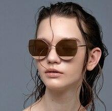 Jackjad Новинка 2017 года модные женские туфли металлический кошачий глаз двойной Цвет US101 Солнцезащитные очки для женщин бренд Дизайн Ocean оттенок Защита от солнца Очки Óculos De Sol