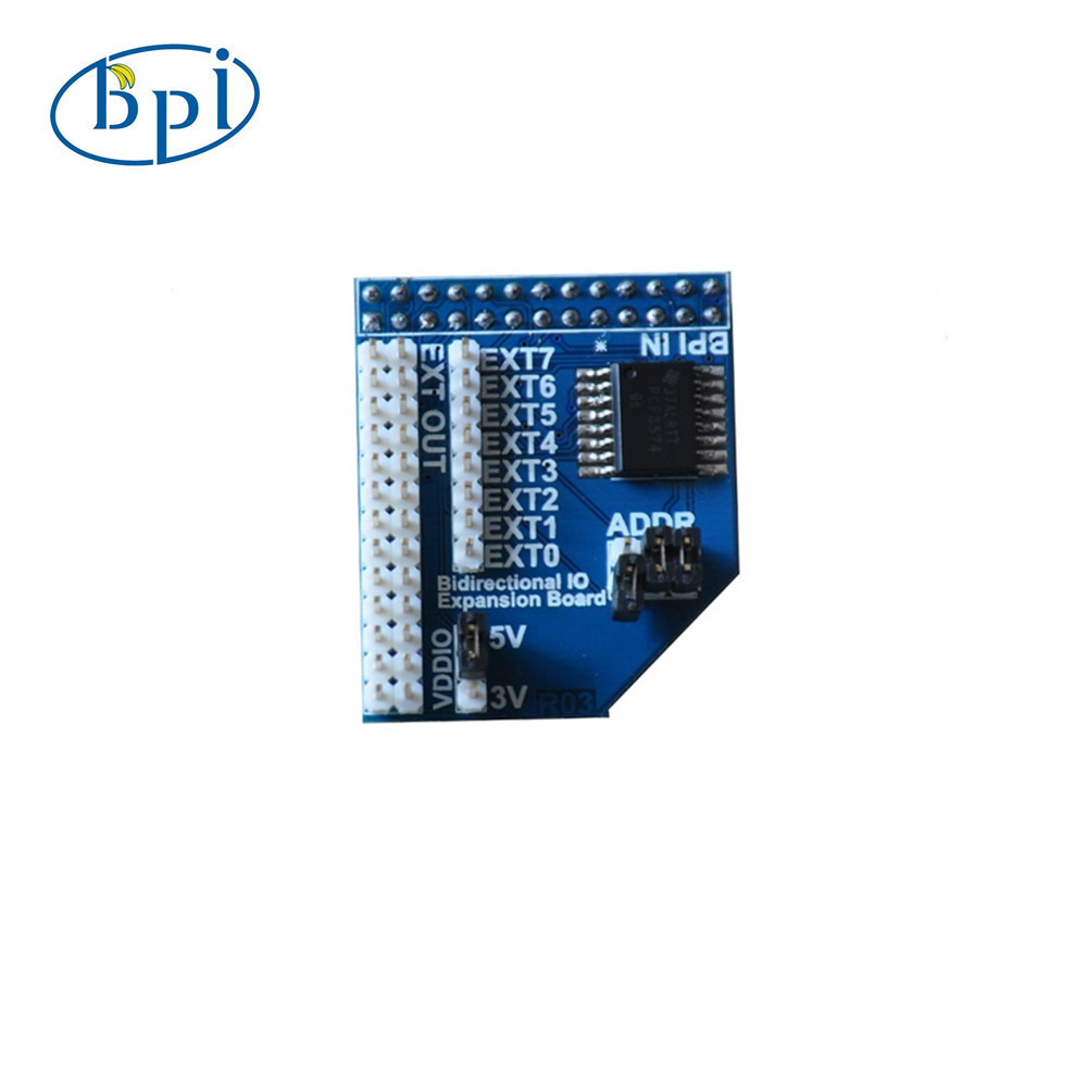 US $7 5  Banana Pi I2C GPIO Expansion Board IO Extend Adapter Extension  Plate Expand Module-in Demo Board Accessories from Computer & Office on