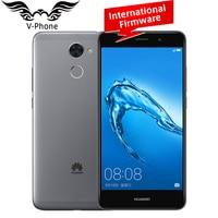 Internationalen Firmware Huawei Genießen 7 Plus Handy 4G LTE MSM8940 Octa-core 5,5