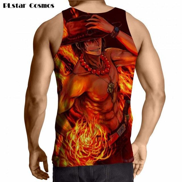 One Piece Men Vest Tank Tops