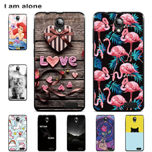 I am alone Phone Cases For Lenovo RocStar A319 4.0 inch Soft