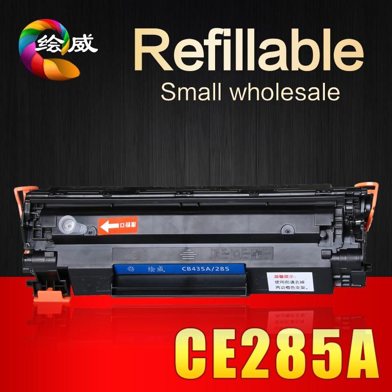 CE285A 85a 285a 285 kompatibel tonerkartusche für HP LaserJet 1212nf 1214nfh 1217nfw...