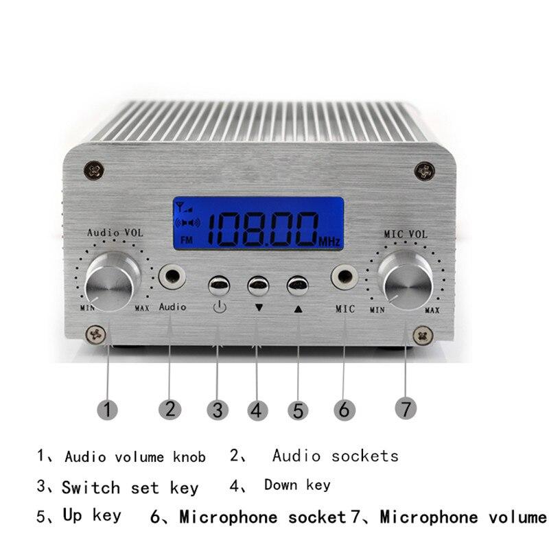 transmissor де аудио