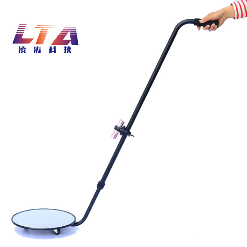 V3 round vehicle inspection mirror explosion-proof s