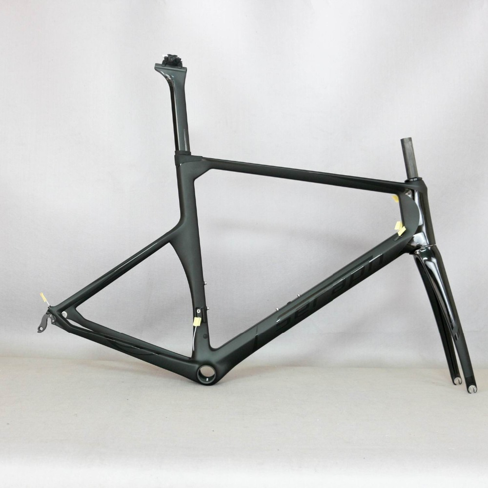 China Factory OEM Carbon Frame Aero Bike Bicycle For Gril And Boys Frame