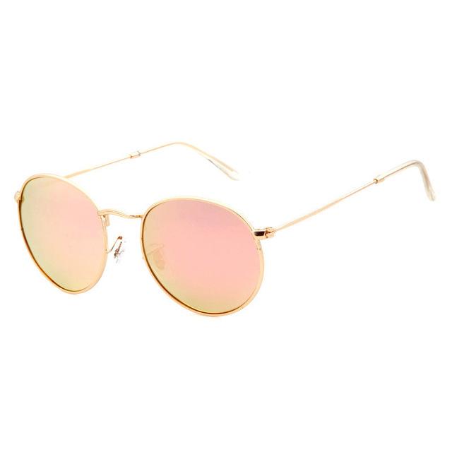 Alta Qualidade óculos de Sol Clássico Da Moda Polarizados Condução Rodada Óculos De Sol para homens/mulheres unissex com caixa UV400 original R 3447
