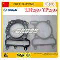 LINHAI 250CC LH250 YP250 atv engine cylinder gasket parts free shipping