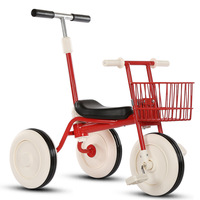 Multifuncional criança triciclo bicicleta caçoa blike rotativa assento carrinho de bebê carrinho de três rodas trike 1-5y