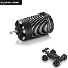 HobbyWing XeRun 4268 4274 SD G2 sensored brushless 4 poli inrunner motore 1600KV 1900KV 2200KV per RC 1/8 1/10 auto