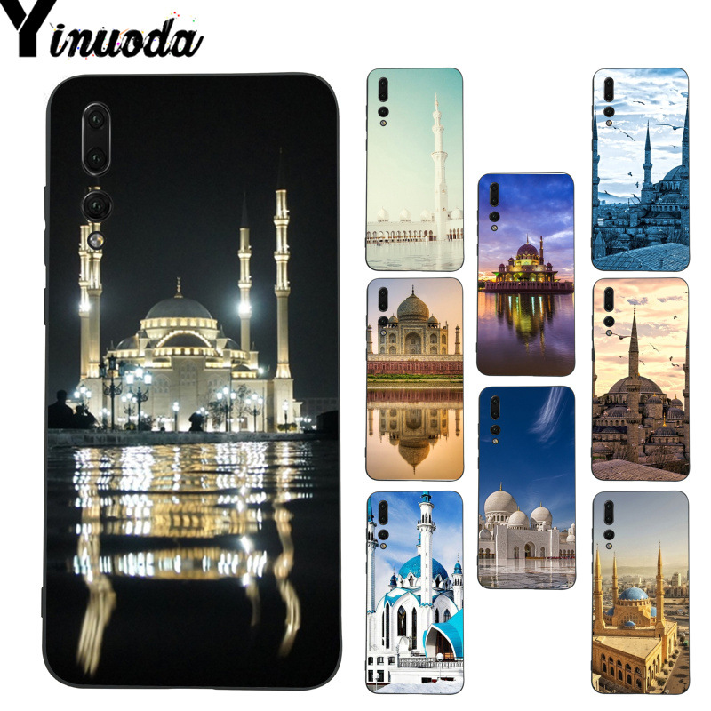 Yinuoda Arabic Quran Islamic Quotes Muslim Drawing Phone Case For Huawei P9 P10 Plus Mate9 10 Mate10 Lite P20 Pro Honor10 View10 Phone Bags & Cases