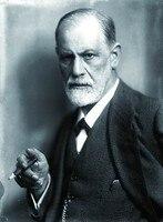 2017 new Autriche Sigmund Freud portrait # TOP peint à la main painting-36