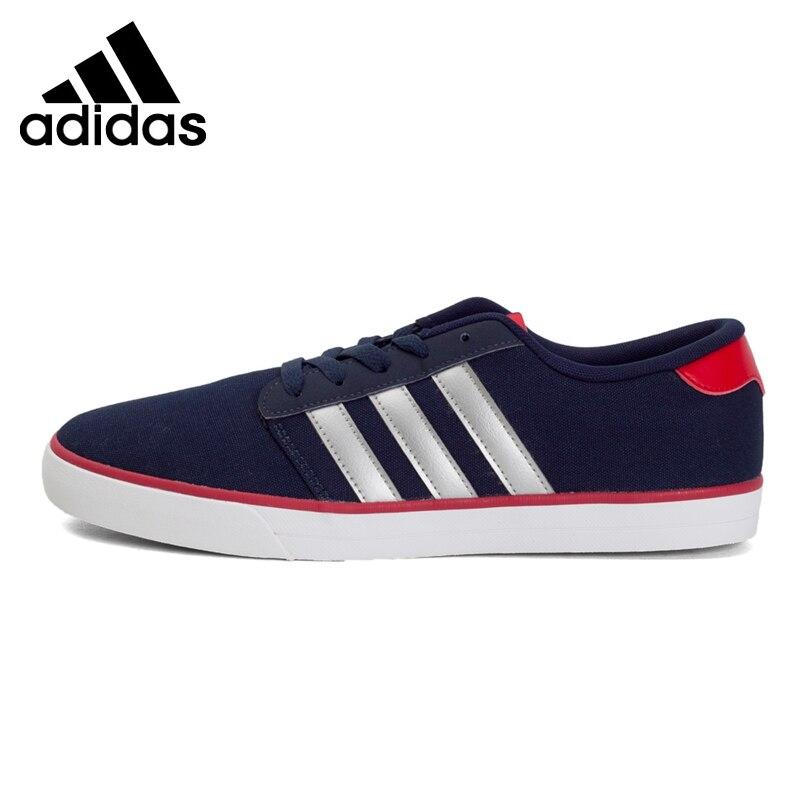 Prix pour Original Nouvelle Arrivée 2017 Adidas NEO Étiquette de SKATE Hommes Planche À Roulettes Chaussures Sneakers