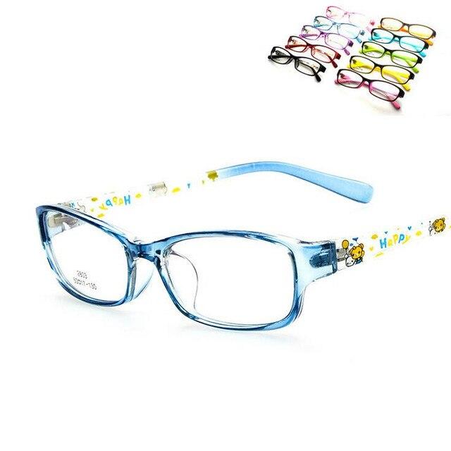 2017 de Moda de Nova Crianças Óculos de Criança Das Meninas dos Meninos  Bonitos de Alta b2bbe6c44c