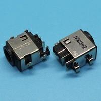YuXiใหม่สำหรับS AMSUNG RV411 RV420 RV510 RV511 RV515 RC510 RF411 RC520 RF711 RF710 RV711แล็ปท็อปAC DC Powerแจ็คซ็อก