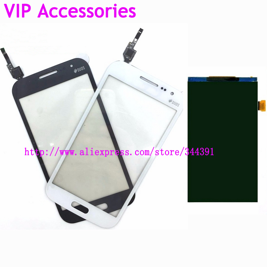 New I8552 LCD For Samsung Galaxy Win I8550 Duos LCD Display Screen Touch Digitizer with Logo