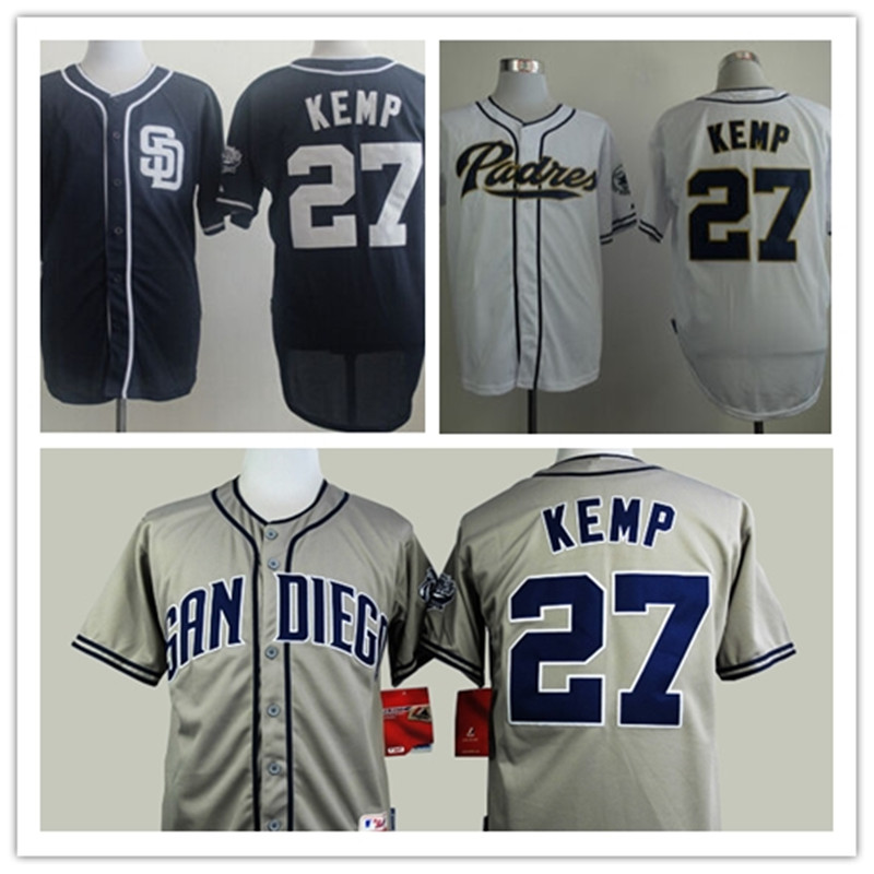 new style 8ad94 81a89 San Diego Padres Baseball #2 Johnny Manziel #4 Wil Myers #19 ...