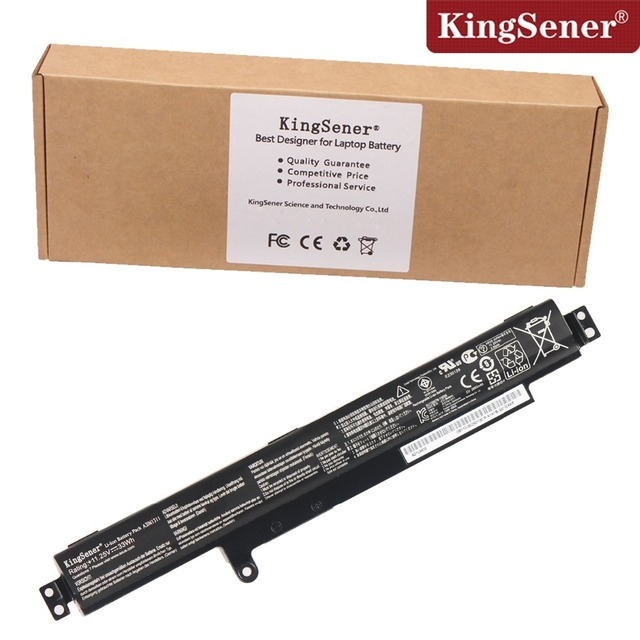 Оригинал A31N1311 X102 Аккумулятор Для ASUS VivoBook F102BA F102B X102B X102BA X102BA-BH41T F102BASH41T 0B110-00260000 11.25 В 33WH
