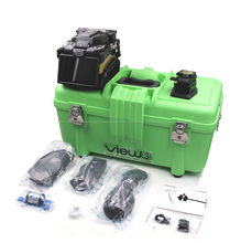 Original INNO V3 View3 fiber splicer Optical fiber welding machine English version of the machine DHL