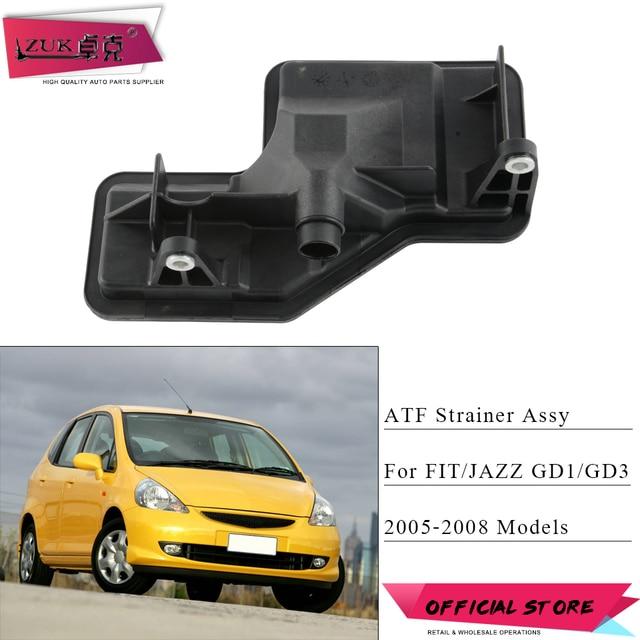 Zuk Cvt Transmission Oil Filter Atf Strainer For Honda Fit Jazz City