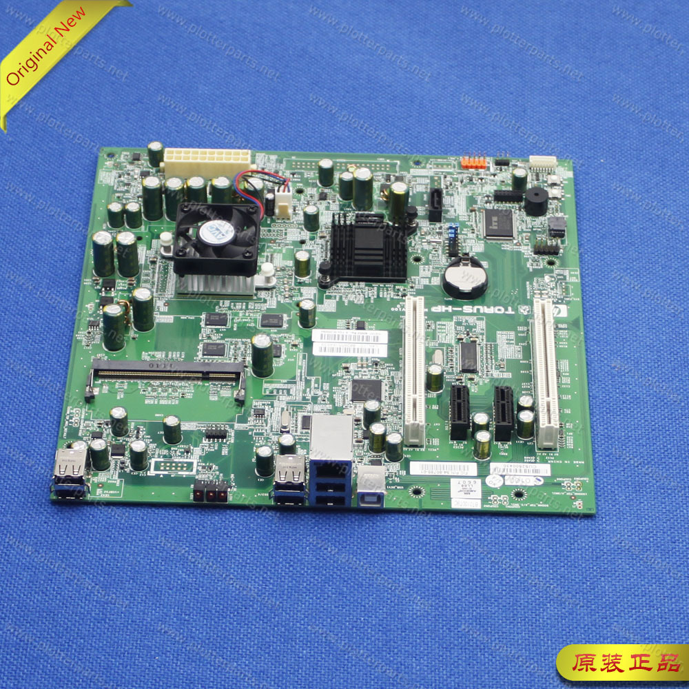 CQ109-67020 Formatter board for HP DesignJet T7100 Z6200 L28500 original new image