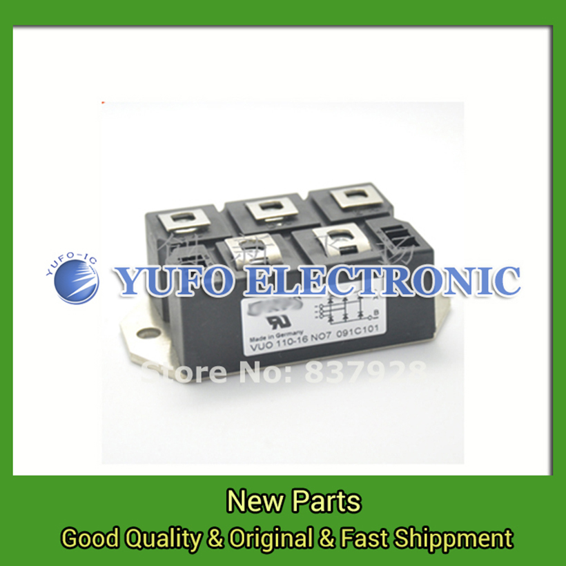 Free Shipping 1PCS  VUO110-16NO7 Power Modules original new Special supply Welcome to order YF0617 relay free shipping 1pcs dfm900fxs12 a000 power modules genuine original stock welcomed the order yf0617 relay