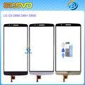 Lente de cristal frontal de reemplazo original para lg g3 d855 d850 d851 vs985 ls990 touch digitalizador de pantalla con flex cable + herramientas gratuitas