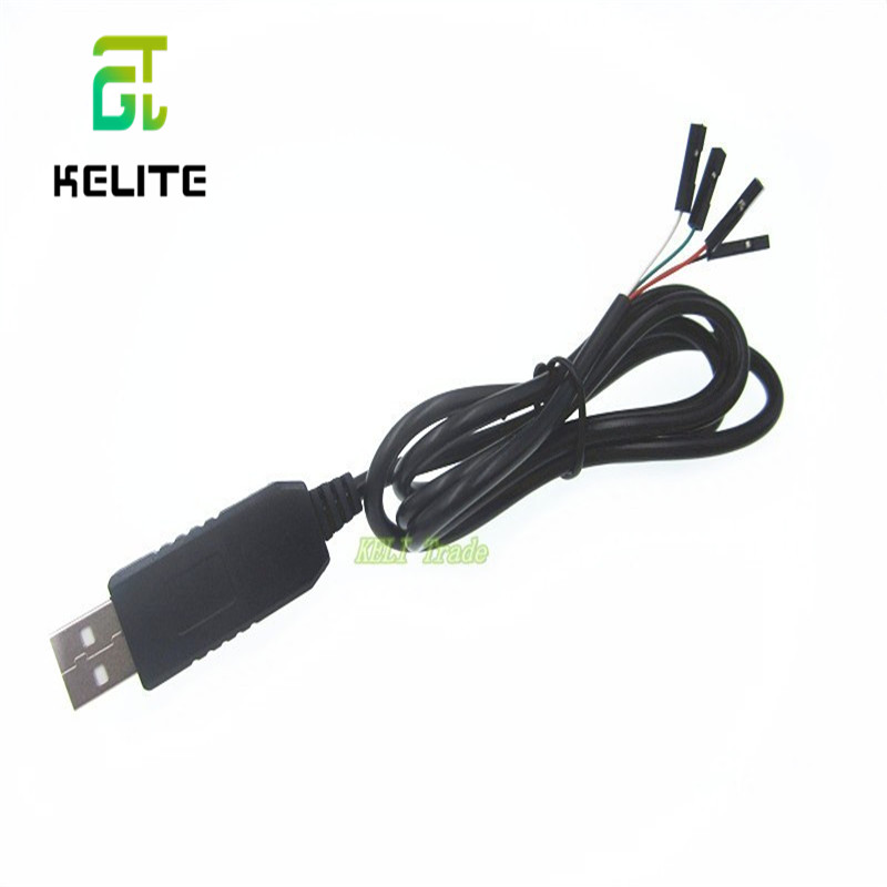 PL2303 PL2303HX USB to UART TTL Cable Module 4p 4 pin RS232 Converter Serial Line Support Linux Mac Win7 сухой корм для кошек safari kitten 2 кг page 3