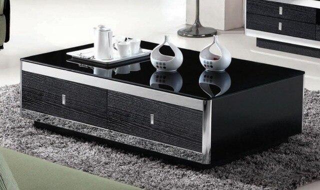 2019 Wood Coffee Table Sale Modern Folding Table Mirrored Furniture
