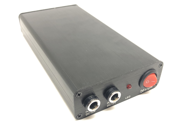 10pack/lot MasterFire aluminium case 6500Mah dual output 12V 5A 2 outputs jack DC lithium smart power CCTV CAM battery pack