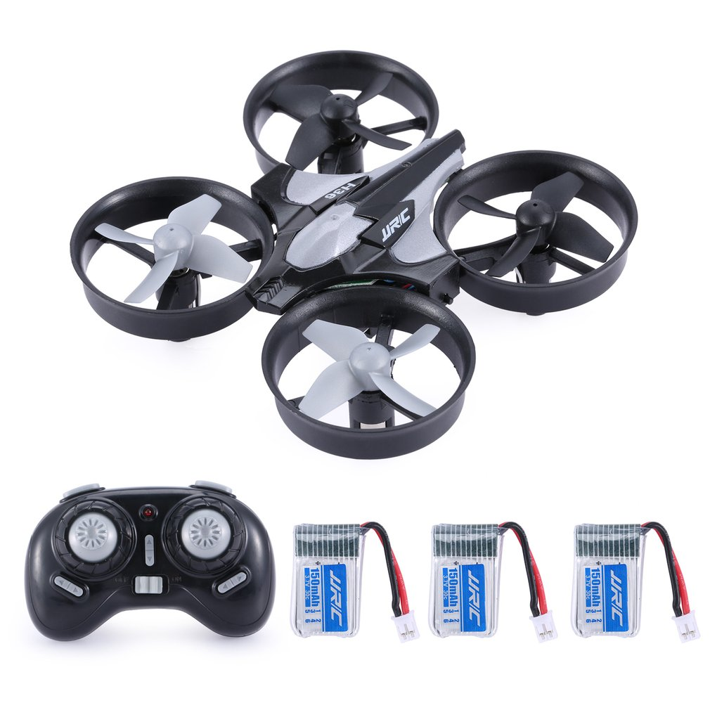 JR/C JJRC H36 Mini drone Quadcopter 2.4G 4Channels 6-Axis Speed 3D Flip Headless Mode RC Drone Toy Gift Present RTF Mini Drone