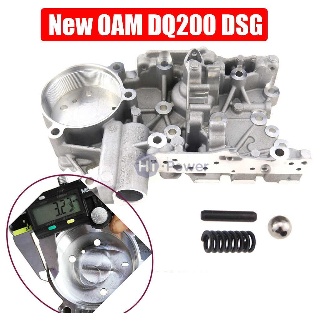 Detail Feedback Questions about Top Quality DQ200 DSG 7 Speed 0AM
