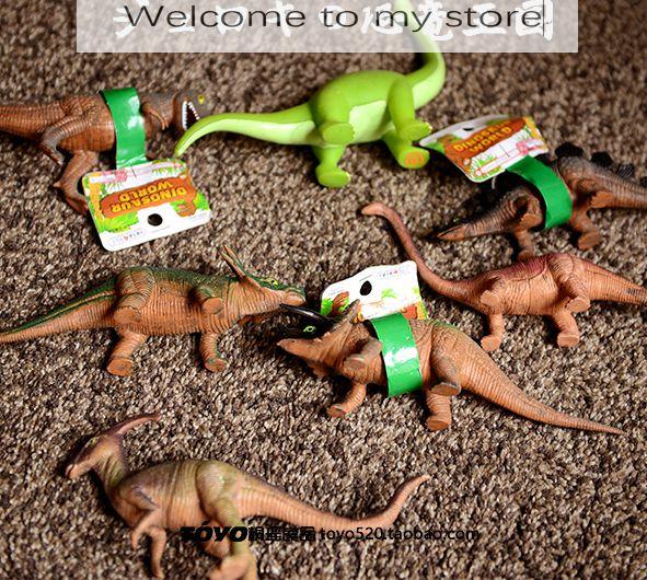 FIGURE PVC creuse japon Simulation dinosaure modèle jouet dinosaure tyrannosaure Rex