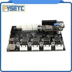 Cheetah 32bit Placa TMC2209 TMC2208 Silencioso 24 V Para 12 V Módulo da Placa De Controle Com Addon Para Criatividade CR10 Ender-3 5 3 Ender Pro