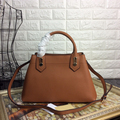 size 36cm * 24cm * 16cm Genuine leather women's fashion shoulder bags / cow leather handbags / color black, brown, red