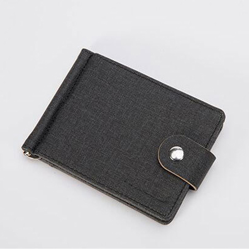 Metal Steel Skin Money Cash Clips Sollid Thin With Credit Card Holder Men Clamp Minimalist Convenient Wallet For Stainless Clip