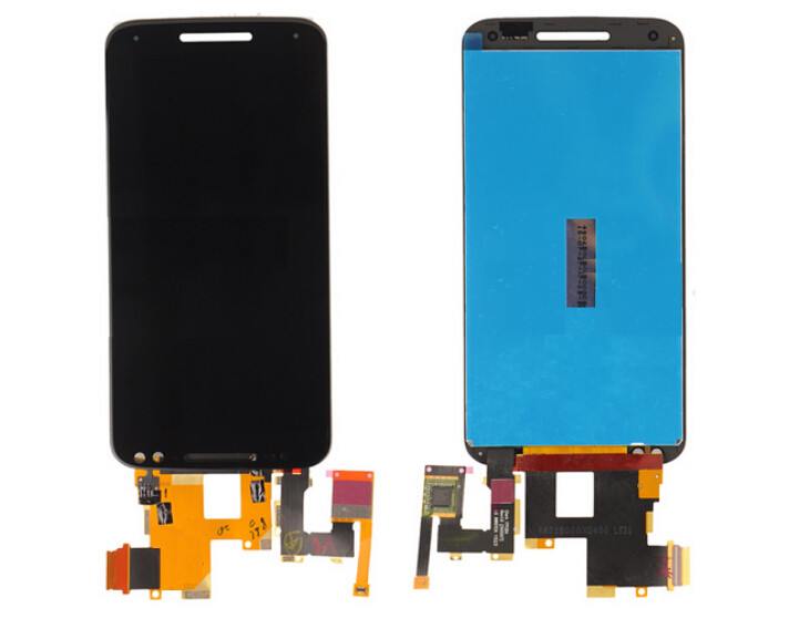 DHL 10pcs 2015 Brand New 5.7 for Motorola Moto Xstyle x3s X3 style XT1570 LCD Display Touch Screen Digitizer Assembly