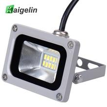Kaigelin 10W 220V Outdoor LED Flood Light 10 LED SMD 5730 720LM Projector LED Floodlight Street Wall Lamp For Garden Lighting