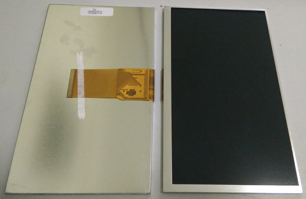 WTC07010G06-21 73002017512E For ainol numy 3g sword Ainol NUMY 3G AX2 50pin LCD Display Screen for TABLET Free Shipping
