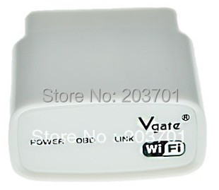 Vgate WIFI ELM327 WIFI OBD II lector de código de interfaz wi-fi elm 327