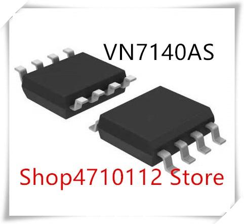 NEW 10PCS LOT VN7140ASTR VN7140AS VN7140 SOP 8 IC