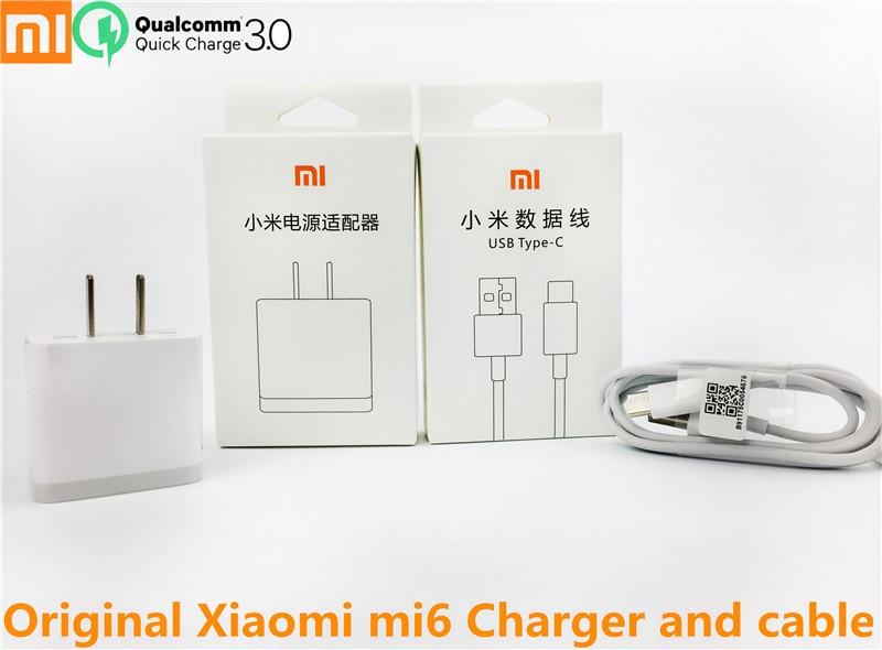 Original <font><b>xiaomi</b></font> <font><b>mi</b></font> 6 fast charger,mi6 smartphone QC 3.0 Qualcomm Quick Charge 3.0 wall charger adapter &<font><b>Xiaomi</b></font> mi5 mi5s 6