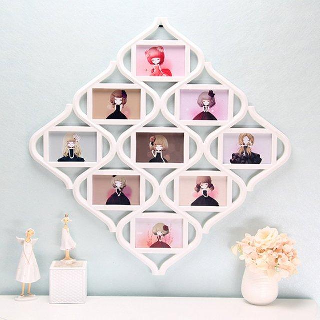 9 imágenes plástico blanco marcos nudos chinos imagen cumpleaños ...