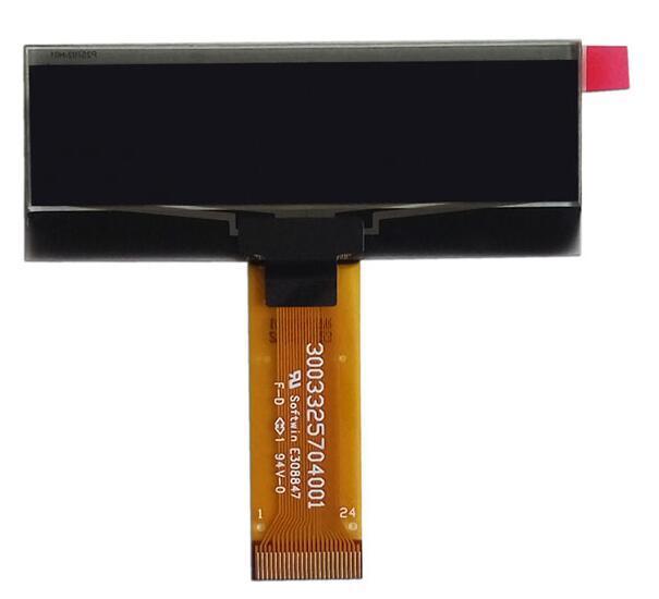 2.23 inch white / blue OLED display 24pin 128*32 OLED display SSD1305