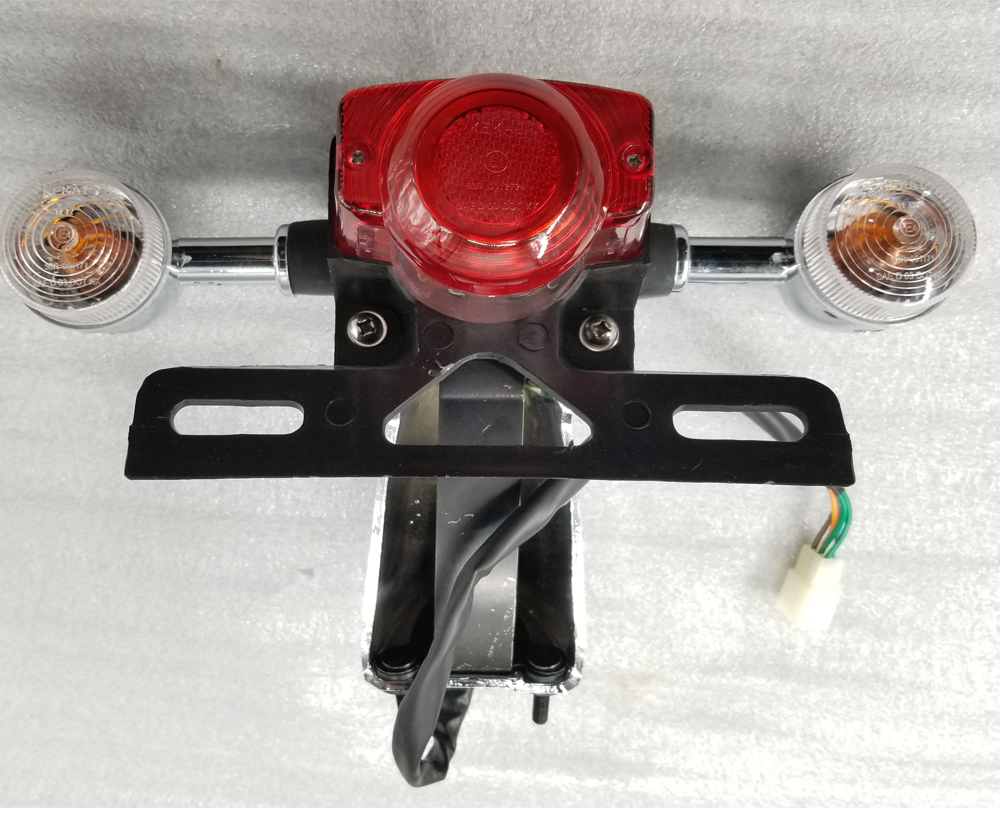 RETRO GRAND 50cc scooter traffic taillight brake light