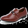 Atan Para Arriba Oxfords Zapatos de Cuero Masculinos Zapatos de Punta estrecha Vestido de Primavera Otoño Zapatos Transpirables Hombres de Negocios Zapatos de Boda A Prueba de agua