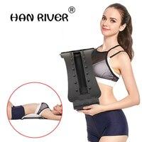 HANRIVER Back Magic Plus Waist Relax Mate Multi Level Back Stretching Back Massage Magic Stretcher Fitness