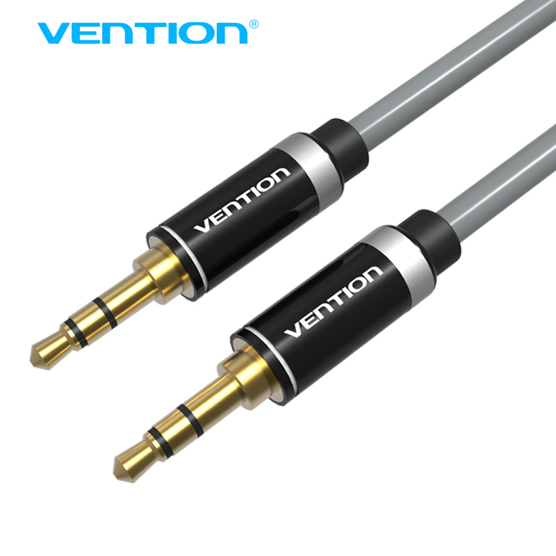 Convention De Haute Qualité Aux Câble Jack 3.5 Audio Câble 3.5mm Aux haut-parleur Câble Pour iPhone 8 Voiture Stéréo Casque câble audio Jack